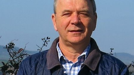 Tony Hill, Conservatives candidate for Exmouth Halsdon. Picture: East Devon Conservatives