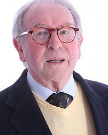 Brian Toye, Liberal Democrat candidate for Exmouth Halsdon. Picture: Brian Toye