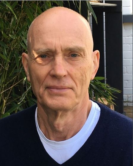 Tony Woodward, Green Party candidate for Exmouth Halsdon ward. Picture: Tony Woodward
