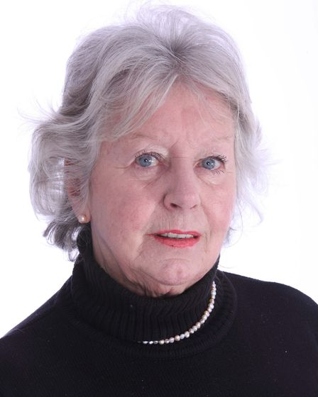 Eileen Wragg, Liberal Democrat candidate for Exmouth Town. Picture: Eileen Wragg