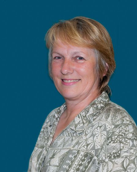 Patsy Hayman, Conserviatves candidate for Budleigh and Raleigh ward. Picture: East Devon Conservativ