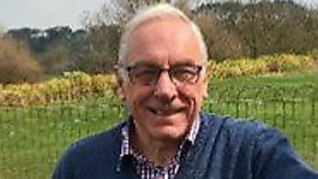 Tom Wright, Conservatives candidate for Budleigh and Raleigh ward. Picture: East Devon Conservatives