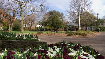 Manor Gardens Exmouth. Ref exe 14 19TI 1604. Picture: Terry Ife