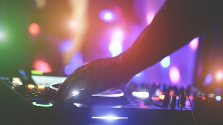 Dj mixing. Picture: Getty Images