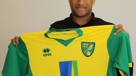 Nathan Redmond is delighted to have opted for a reunion with Norwich City boss Chris Hughton. Pictur