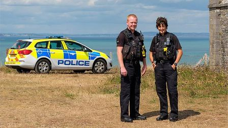 Devon and Cornwall Police to be feartured in Call the Cops. Picture: Devon and Cornwall Police