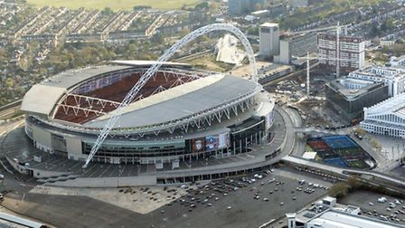 The dream of reaching Wembley has begun again for a host of the area's non-league sides. Picture: An