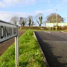 Dinan Way junction. Ref exe 05-16AW 8319. Picture: Alex Walton