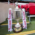 The FA Vase trophy.The competition reaches the 2nd round on Saturday, November 2, with 64 ties being
