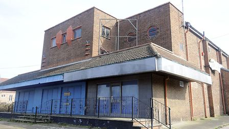The former Pilot Cinema building in King's Lynn. Picture: Matthew Usher.