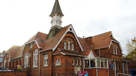 Exmouth library. Ref exe 2512-43-15AW. Picture: Alex Walton