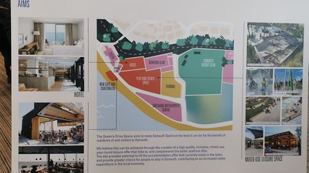 Hemingway Design – tasked with creating a vision for the phase of the seafront regeneration scheme –