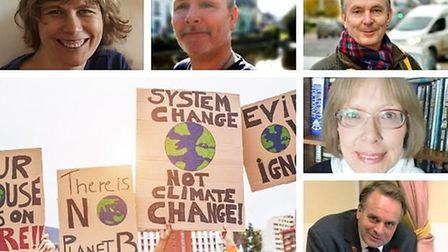 Election candidates in the Honiton and Tiverton constituency have shared their thoughts on climate c