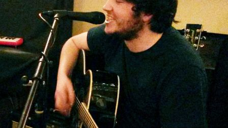 Laurie Ward will be perfroming at the Bicton Inn. Picture: The Bicton Inn