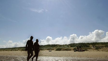 Naturists are now banned from Holkham beach.