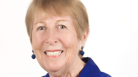 Author Fay Knowles. Picture: Fay Knowles