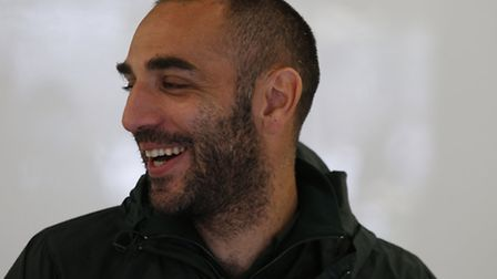 Team principal Cyril Abiteboul was happy with Caterham's efforts at Silverstone for this year's Brit
