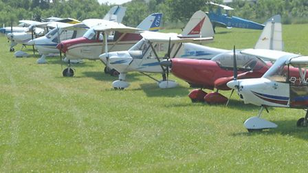 Crowds of people visited the Wings and Wheels Country Fair at Heveningham Hall over the weekend.