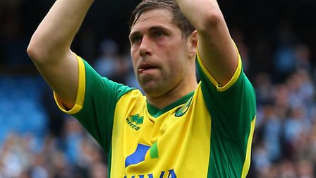 Picture by Paul Chesterton/Focus Images Ltd +44 7904 640267A clearly emotional Grant Holt of Norwich