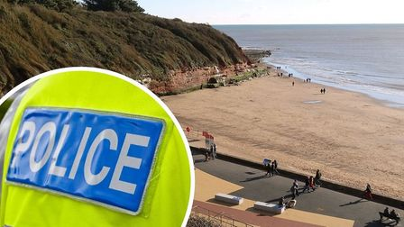 A dispersal notice has been put in place on Exmouth seafront following reports of a large-scale alte