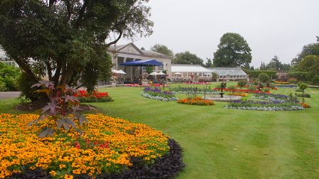 Summer events are set to resume at Bicton Park. Picture: Terry Ife