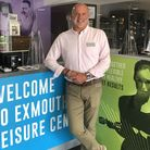 LED Exmouth and centre manager Simon Findel-Hawkins. Picture: LED Leisure