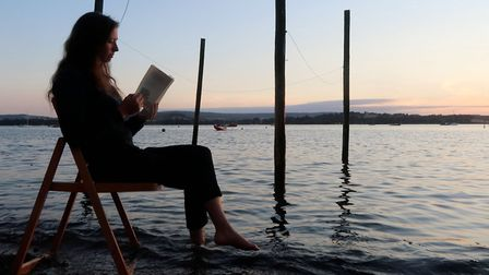 People are being encuraged to read The Sea Around Us by Rachel Carson. Picture: Jo Salter
