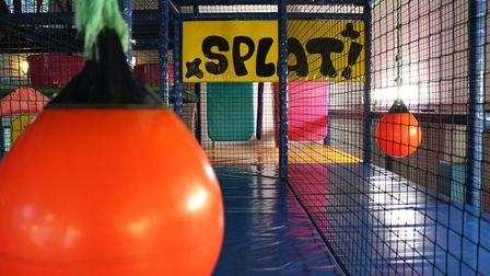 The soft play area at Ocean, Exmouth. Picture: Ocean
