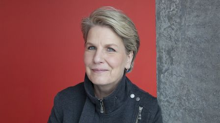 Sandi Toksvig will be discussing her memoirs at this year's Budleigh Salerton Literary Festival