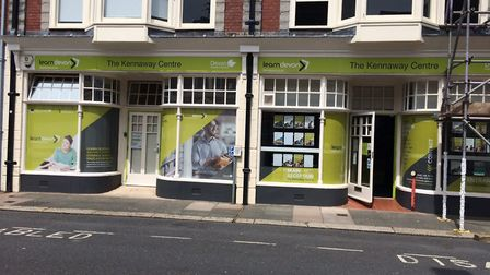 The Kennaway Centre in Exmouth