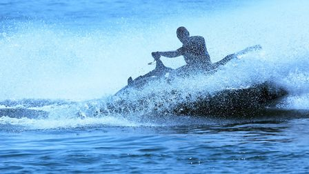 jet-ski fun on a day in summer. Picture: Getty Images