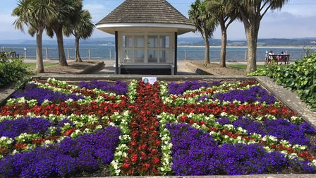 Surely 2021 will be a record year at the Britain in Bloom awards in October