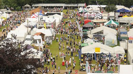 Royal Norfolk Show organisers are pulling out all the stops to make your visit a happy one.