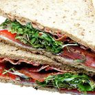 Alex Moughton bought the BLT sandwich from the Co-op