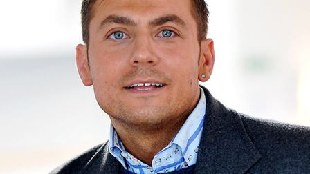 Actor Paul Danan, who will open the Discover Recovery festival.