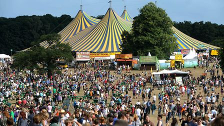 Win a pair of Latitude tickets