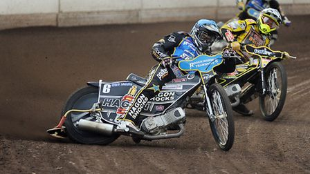 Richie Worrall has been flying for Lynn lately. Picture: Matthew Usher.