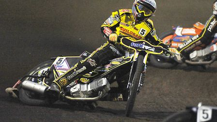 Coventry Bees rider Scott Nicholls will ride for Wolverhampton Wolves this evening. Picture: Ian Bur