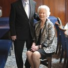 Ron and Eileen Everest are celebrating their 70th Wedding Anniversary. Picture: Ian Burt