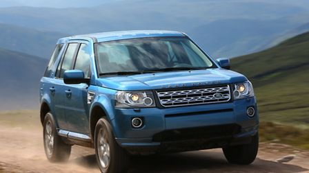 Capable and comfortable Land Rover Freelander has been upgraded to make it even more appealing.