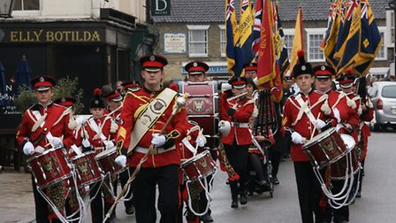 Southwold and Reydon Corps of Drums appeal.