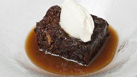 Treat your Dad this Father's day with sticky toffee pudding.
