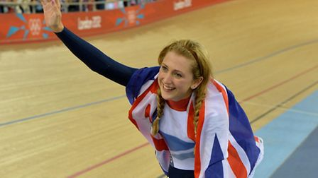 File photo dated 07/08/2012 of Great Britain's Laura Trott. PRESS ASSOCIATION Photo. Issue date: Sat