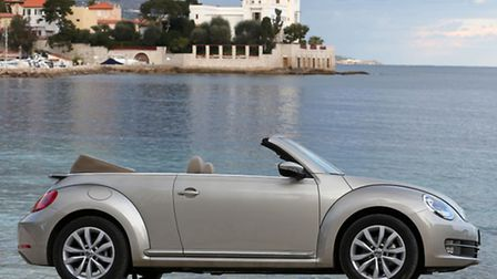 Third-generation modern-day Volkswagen Beetle Cabriolet is a more engaging and rewarding experience