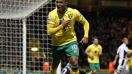 Former Norwich City striker Simeon Jackson will be making home in Germany following his move to the