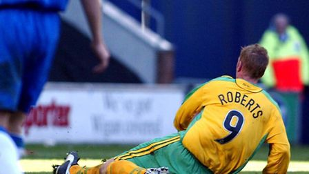 From one former number nine to another, Iwan Roberts believes Grant Holt's Norwich City legacy is se