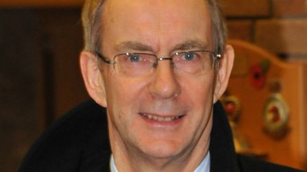 David White, the former chief executive of Norfolk County Council.