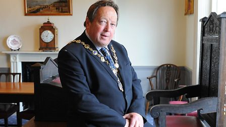 Southwold mayor Simon Tobin is calling for more people to get involved with local politics in the to
