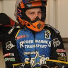 Mads Korneliussen top-scored for the Stars in their defeat at Belle Vue last night. Picture: Ian Bur