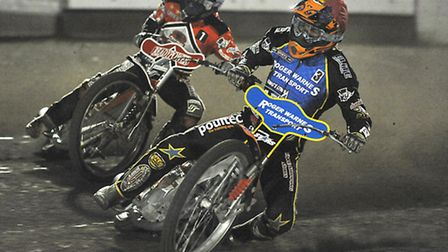 Mads Korneliussen will be hoping to be in front of Kenneth Bjerre again tonight on his return to act